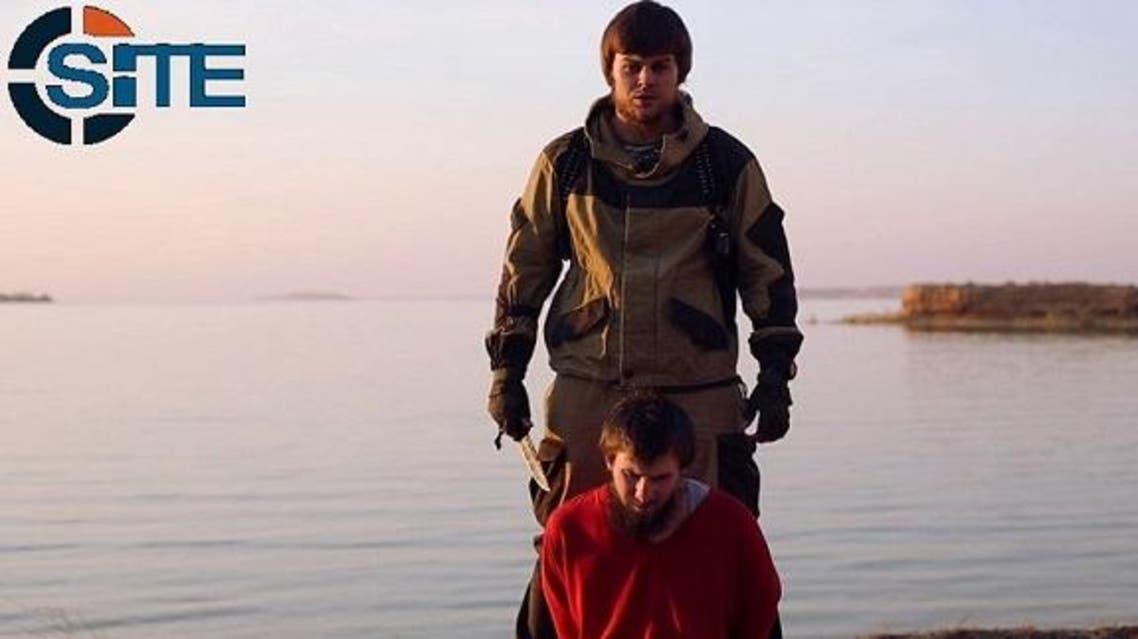 داعش ذبح روسي