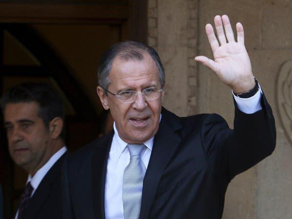 لافروف: المعارضة السورية لم تحدد وفدها للتفاوض