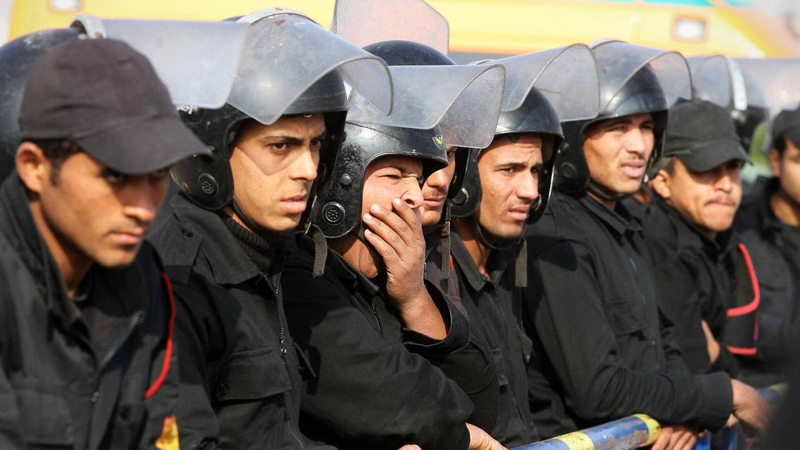 Police brutality was one of the main grievances of protesters in the 2011 uprising that toppled longtime autocrat Hosni Mubarak. (File photo: AP)
