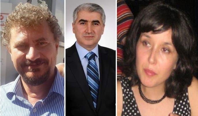 المحامية والقاضي التركيان - أرشيفية