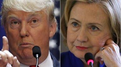"""المرشح الجمهوري ترامب: هيلاري كلينتون """"كاذبة"""""""