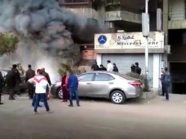 مقتل 18 شخصاً في هجوم بالمولوتوف على ملهى بالقاهرة