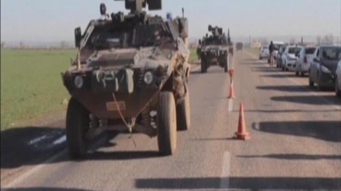 THUMBNAIL_ اشتباك كلامي عراقي تركي بسبب قوات تركية قرب الموصل