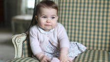 Hot demand for dress worn by baby Princess Charlotte