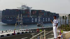Egypt's Suez Canal October revenue hits record $515 million