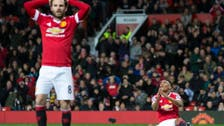 Man United jeered off after 0-0 draw against West Ham
