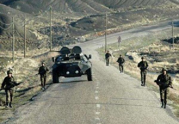 الحدود العراقية التركية