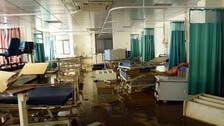 18 die in India hospital as floods cut off power