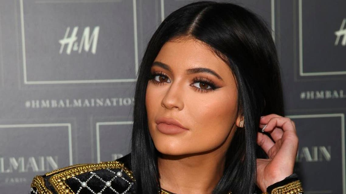 Kylie Jenner attends the fashion launch event in New York, Oct. 2015. (File photo: AP)