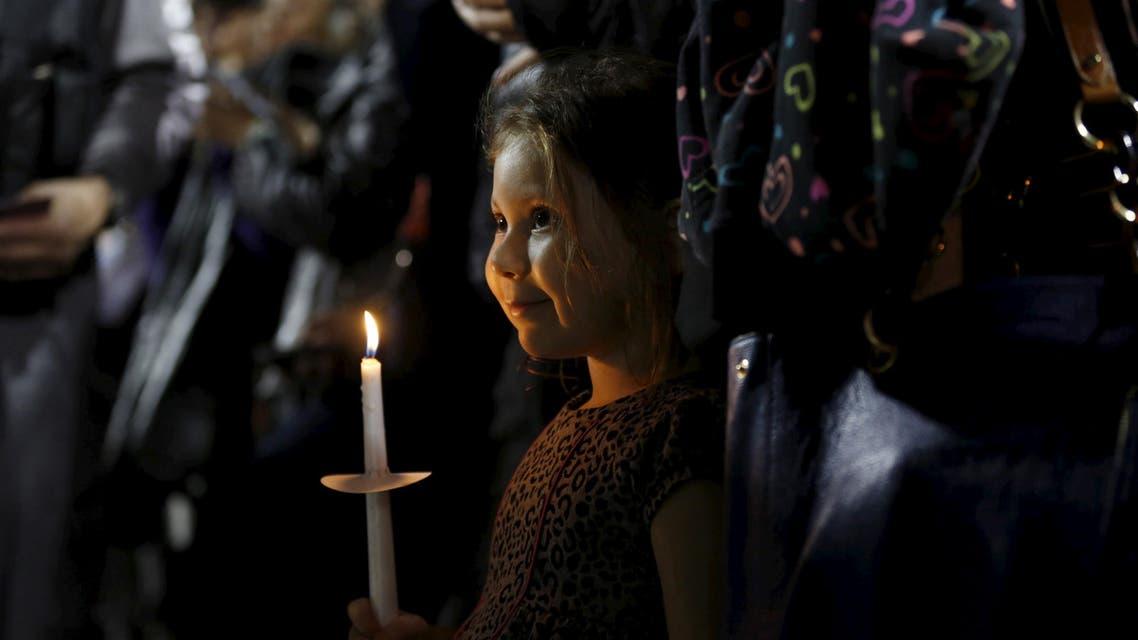 Vigils in San Bernardino
