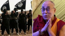 'There is no other way': Dalai Lama calls for dialogue with ISIS