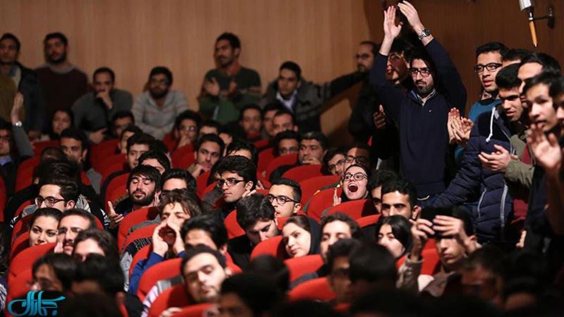 مراسم روز دانشجو در دانشگاه امیرکبیر