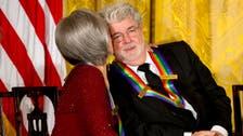 Star Wars creator George Lucas get major U.S. arts award