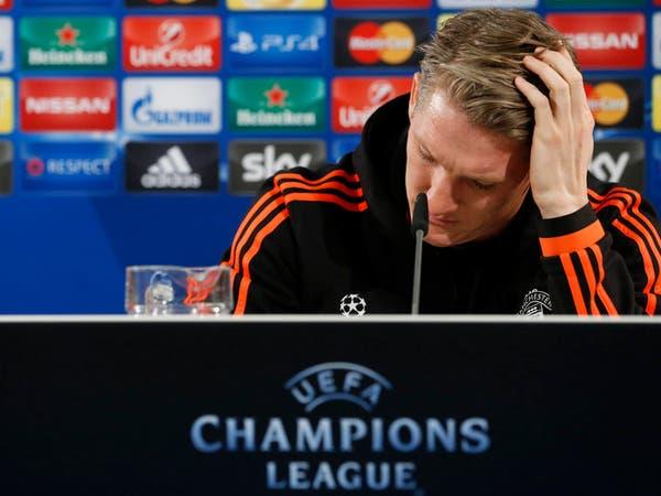 شفاينشتايغر يواجه الإيقاف في الدوري الإنجليزي