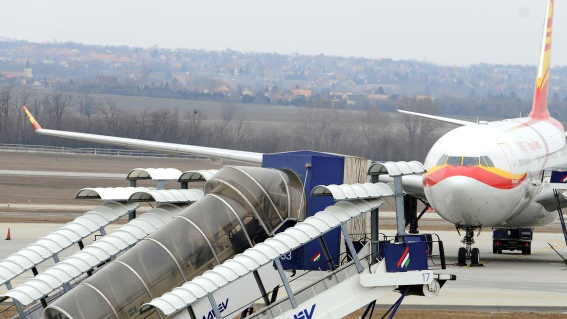 مطار بودابست (أرشيفية)