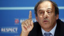 Michel Platini fights at FIFA against his 8-year ban