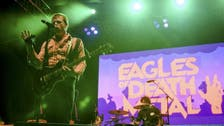 Eagles of Death Metal make powerful return to Paris after attacks