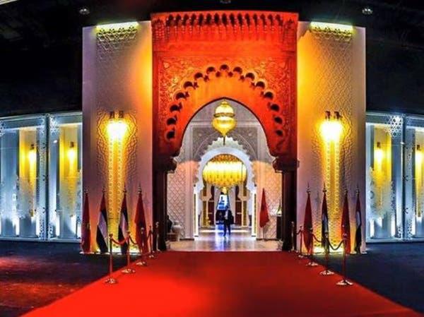 بالصور.. تألق تراثي مغربي في معرض غير مسبوق بأبوظبي