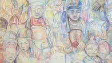 الفنان جرعتلي يطلق #طريق_الحرير باليونان