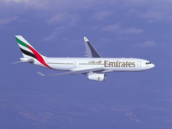 """""""طيران الإمارات"""" توفر خدمة الإنترنت فوق القطب الشمالي"""