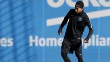 Barca star Neymar suffers leg injury