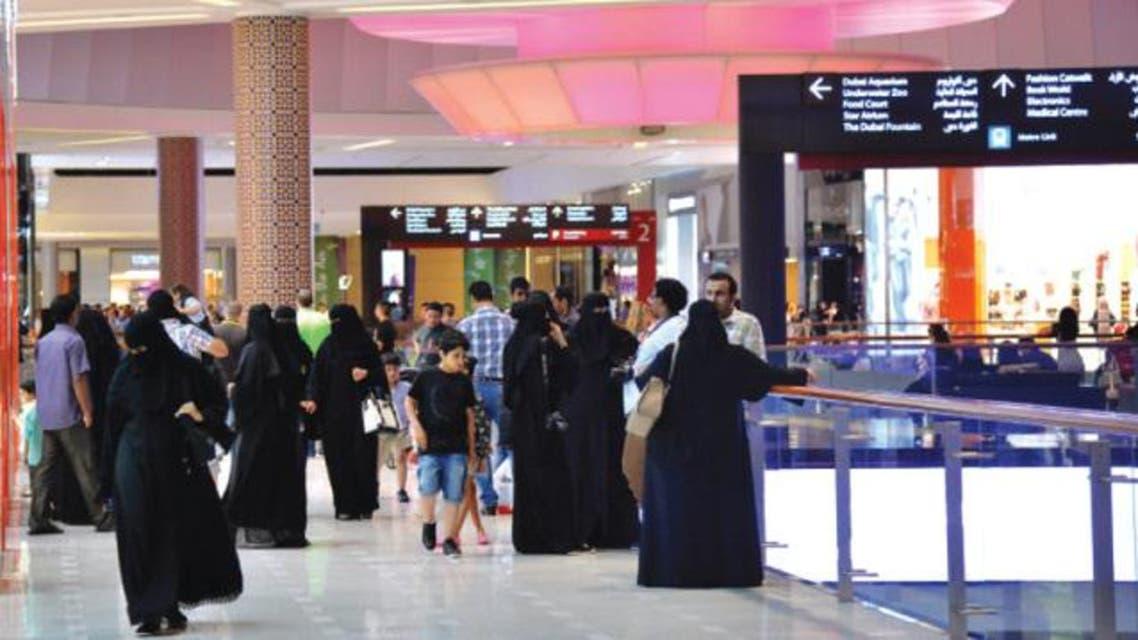 سعوديين دبي