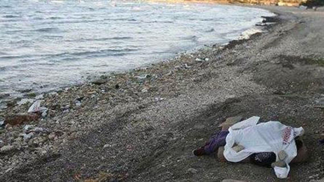 غرق 7 أطفال قبالة تركيا