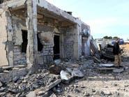 تجدد القتال في مدينة أجدابيا وسط #ليبيا