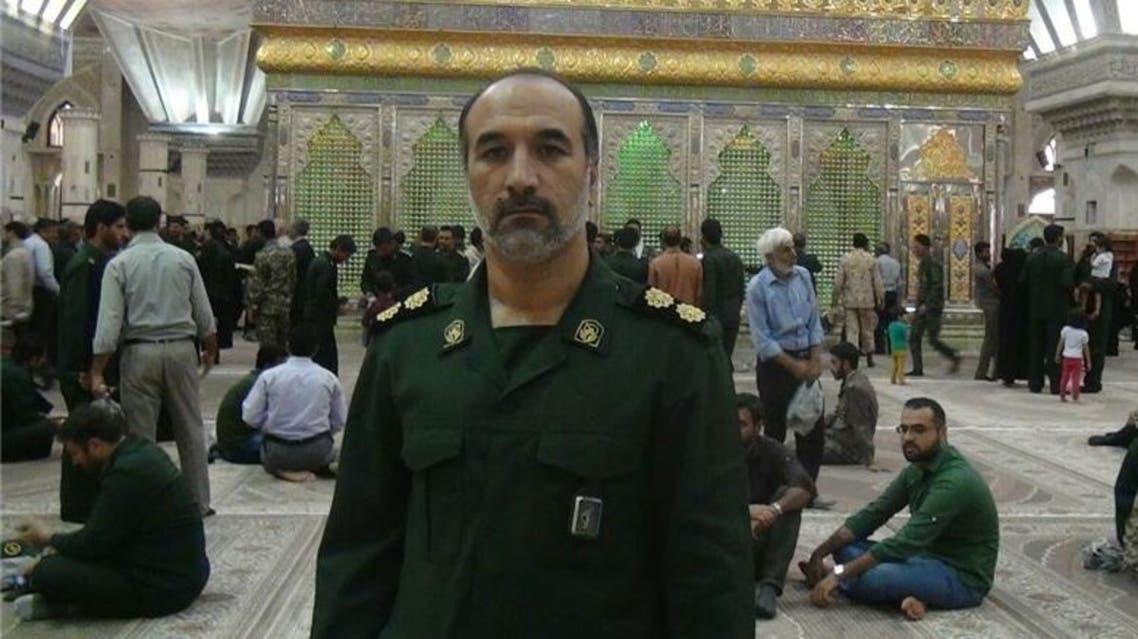 اللواء ستار محمودي القائد بالقوة البحرية