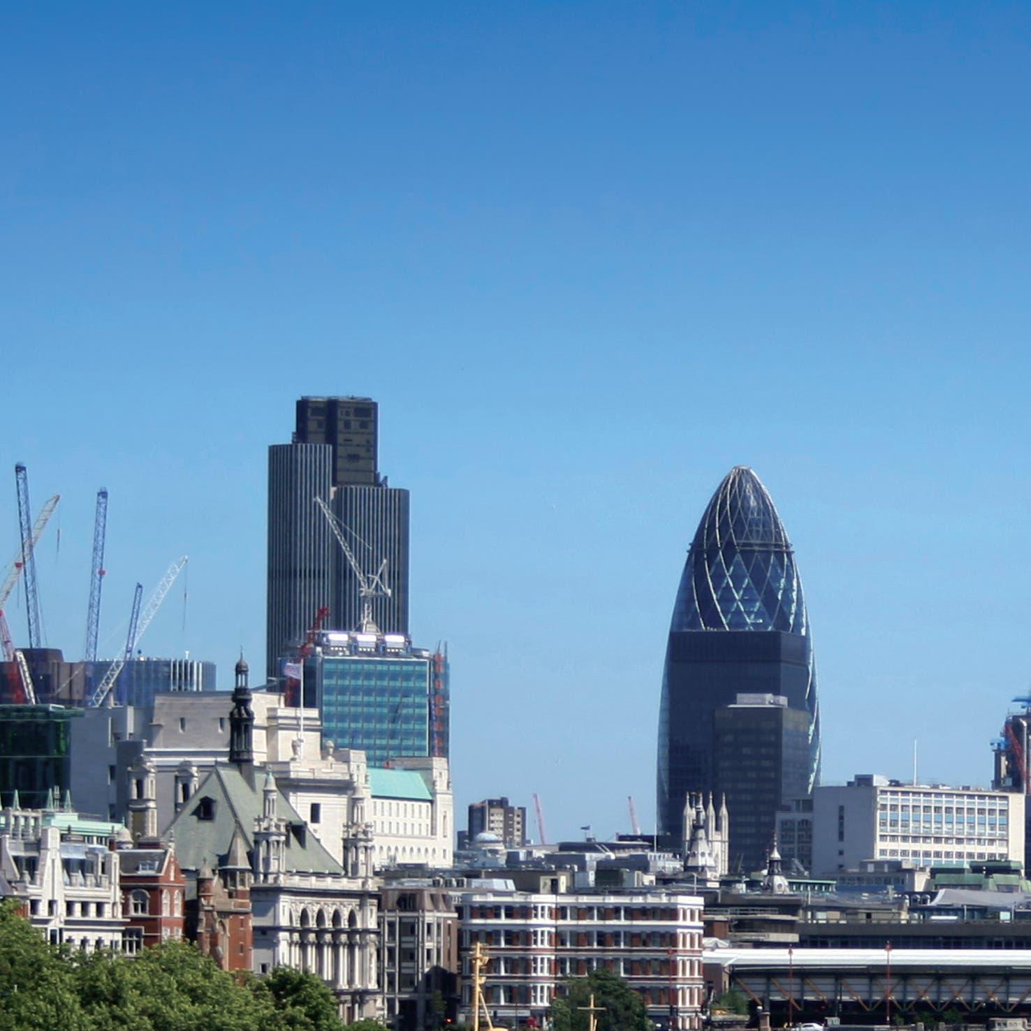 """""""أزمة ديون"""" تواجه قطاع العقارات البريطاني بسبب كورونا"""