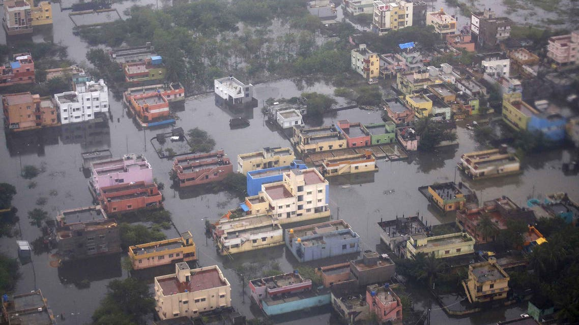 India's flood of a century