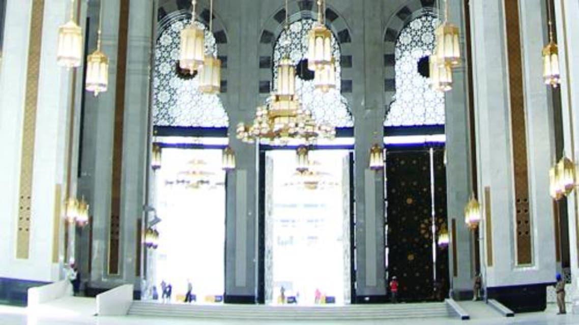مسجد حرام کے دروازے [فائل فوٹو]