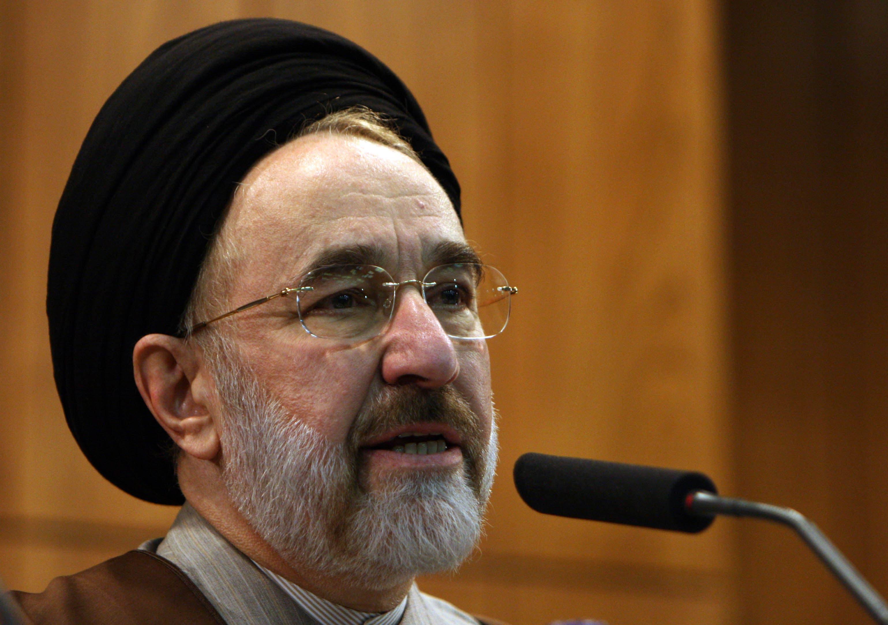 محمد خاتمي (أرشيفية)
