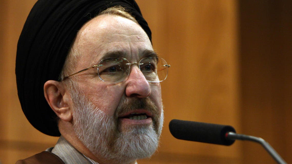 Former Iranian President Mohammad Khatami | AP