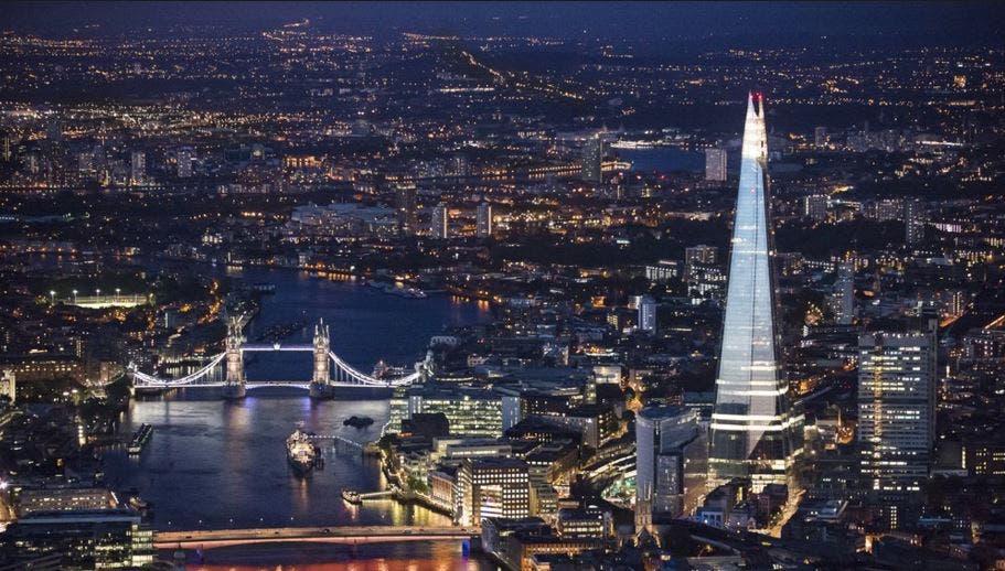 برج شارد لندن عقارات