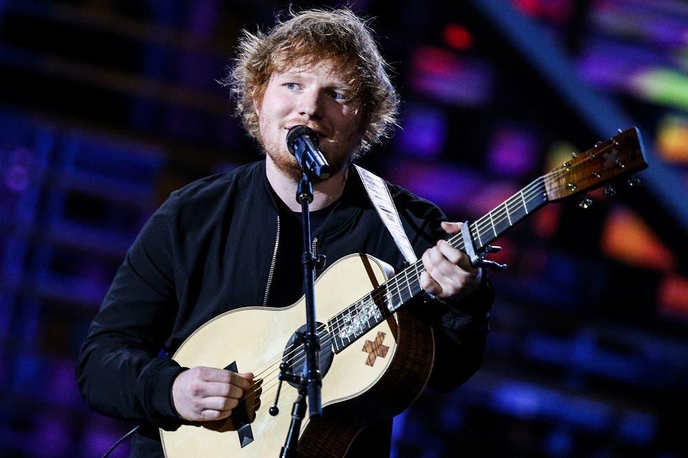Ed Sheeran (AP)