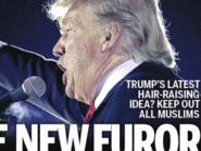 """ترامب يفوز بلقب """"هتلر الجديد"""""""