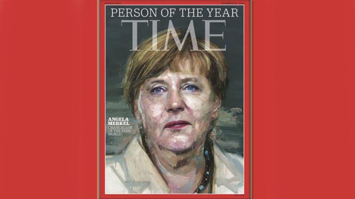 مجلة تايم .. ميركل تنتزع شخصية العام من زعيم داعش