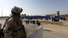 ISIS suicide bomber kills eight near Baghdad Shiite mosque