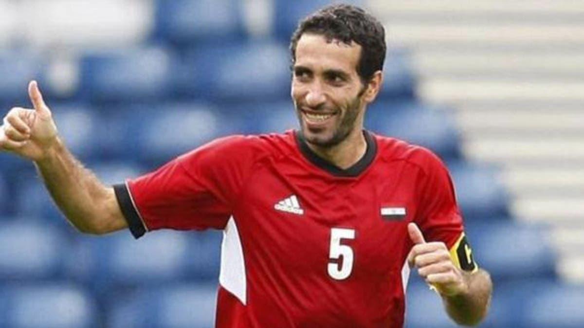 لاعب الكرة أبو تريكةإرهابي
