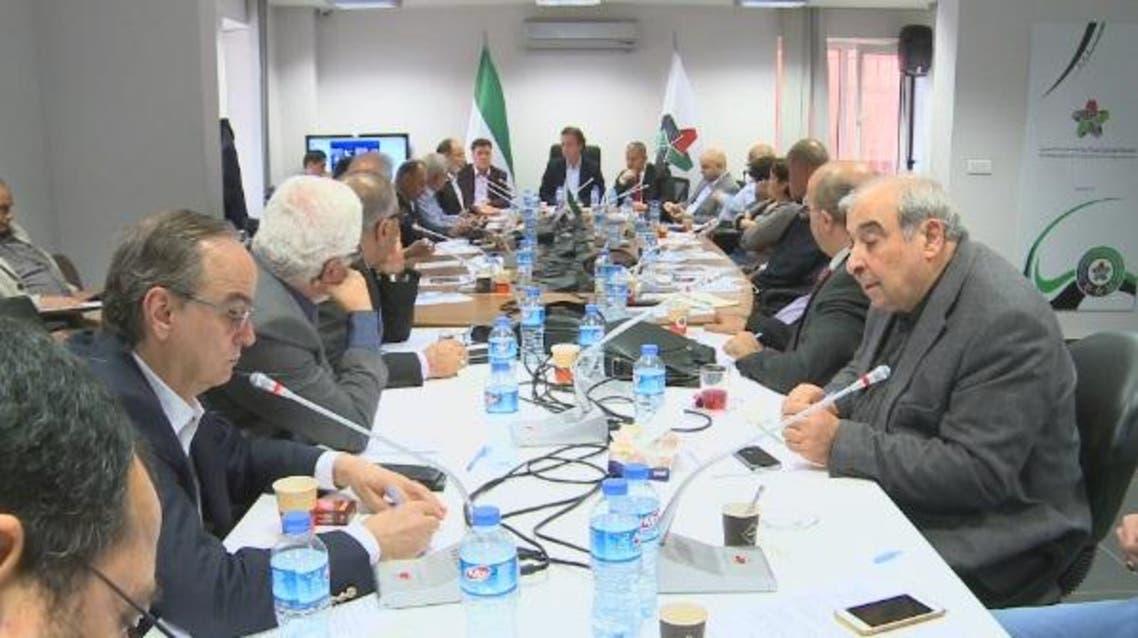 المعارضة السورية في الرياض