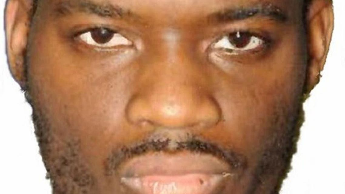 This is a an undated Metropolitan Police file handout photo of Michael Adebolajo one of the two murderers of British soldier Lee Rigby who was killed in London in 2013   AP