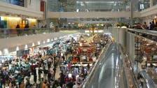 65 مليون مسافر عبر مطار دبي في 10 أشهر