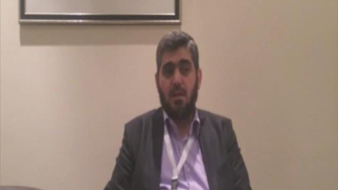 THUMBNAIL_ جيش الاسلام: نحن وسطيون وعلماؤنا من الشام فقط