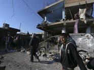 """سوريا.. """"مفخخة"""" تستهدف دورية للتحالف قرب الشدادي"""