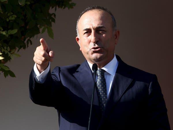 وزير خارجية تركيا: الرئيس الفرنسي داعم للإرهاب