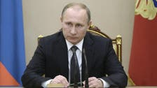 Putin orders Russian forces to act 'tough' in Syria