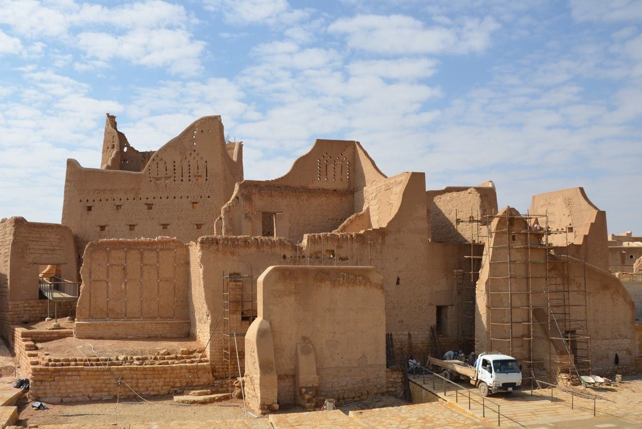 A stock image of the At-Turaif UNESCO World Heritage Site