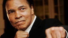 Boxing legend Muhammad Ali takes a jab at Trump's Muslim comments