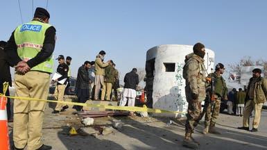 مقتل جندي وإصابة 4 أشخاص بانفجار قنبلة في #باكستان